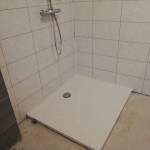 Verfliesen eines Bads3